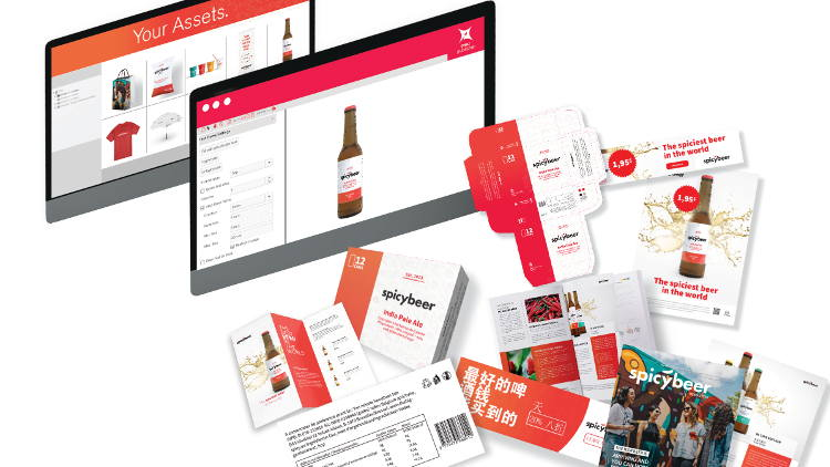 CHILI publisher 5.7 update delivers exciting new label and packaging features at Printing United.