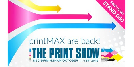 printMAX will again be focusing on promoting the Mimaki product range with an exciting array of technology on display at The Print Show 2016