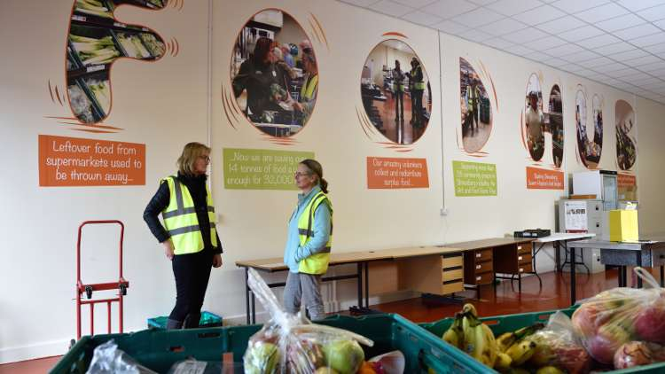 "Robin East, Group Director at CMYUK, says of the project: ""It's been a pleasure helping Katy and the team at the Food Hub."