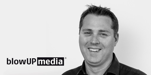 blowUP media UK hires Simon Russell from Kinetic as new head of sales