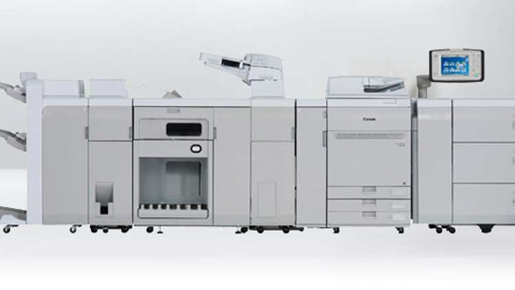 900 Canon imagePRESS C850 series presses have been installed in EMEA since its launch a year ago.