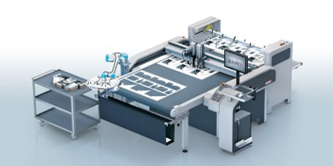 M-800 Picking Robot Sheet feeder
