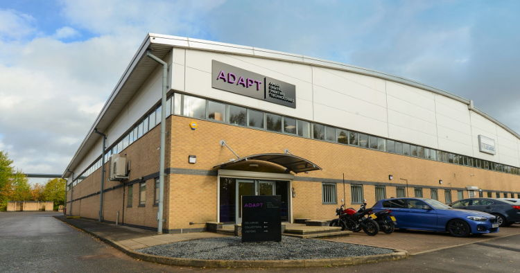 ADAPT - Amari Digital Printing Technologies, a Vink UK company and leading supplier for the wide-format print market, will offer training and e-commerce services from its new premises.