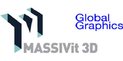 Massivit 3D Printing names Global Graphics as French Distributor