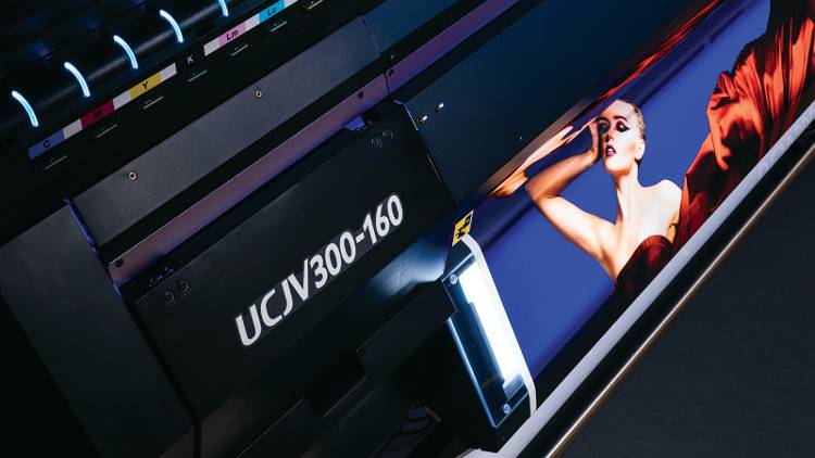 Mimaki Europe has announced that the company's UCJV Series with LUS-200 inks will carry the 3M MCS Warranty.