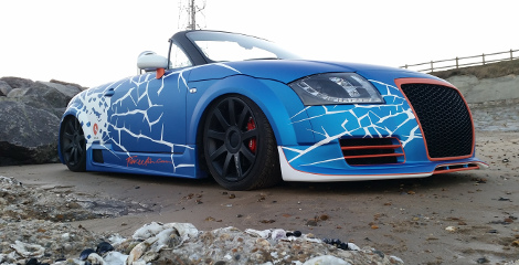 Funkeefish named winner of Arlon's first 2015 #Wrap Wars
