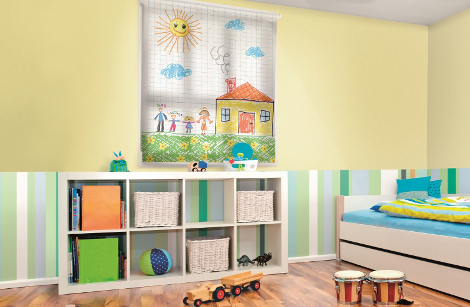 HP WallArt Children Room LFR