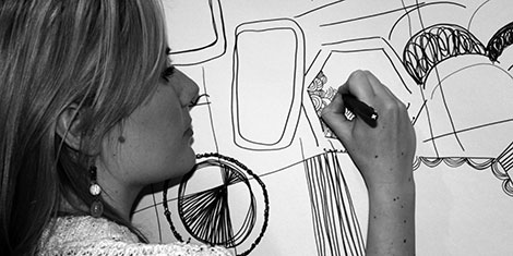 Surface pattern designer and illustrator Rachael Taylor to join speaker line-up at New Designers exhibition