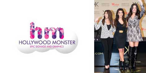 Hollywood Monster Kardashians