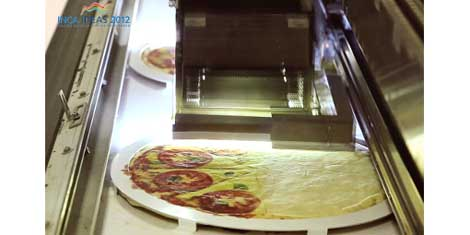 Inca Printed Pizza