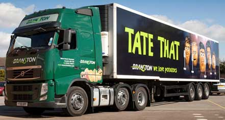 Tate That Lorry