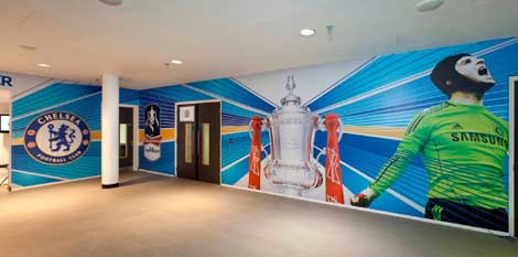 Wembley Stadium Interior1