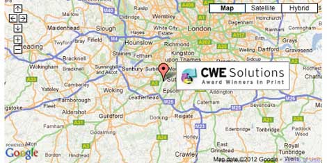 cwe solutions map
