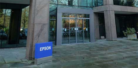 Epson offices at Westside