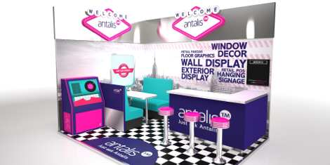 Antalis Retail Design Expo