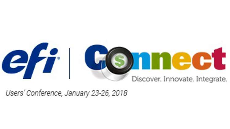 Connect's debut in-plant educational trackconsists of 12 highly targeted sessions delivered by EFI experts and panels of in-plant peers.