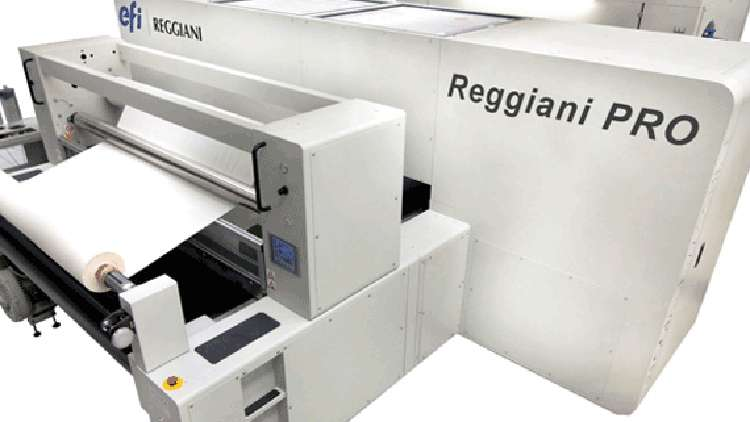 EFI Reggiani is a leading technology provider of a full range of industrial solutions for textile manufacturing, including high-quality printers especially developed for fashion and home furnishing textiles.