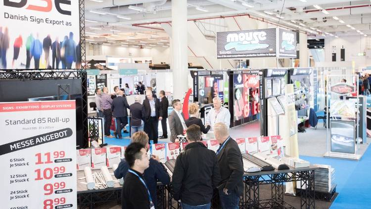 European Sign Expo 2018 will see 28 first time exhibitors join brands with an established presence at the ever-expanding show.