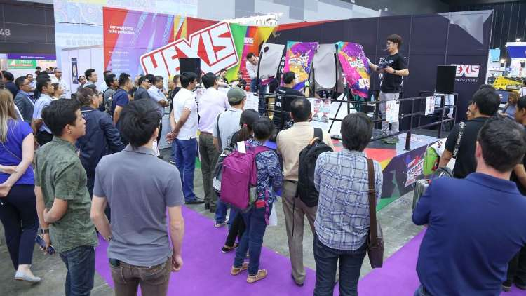 The full FESPA Asia 2018 conference programme can be viewed at www.fespa-asia.com.