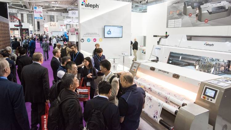 With over 120 exhibitors showing textile equipment, substrates and consumables, FESPA 2018 will present a multitude of solutions and applications.