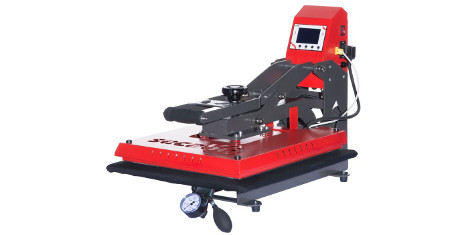 HEXIS Secabo TC7 Membrane heat press LFR
