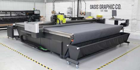 Oasis Graphic Co Kongsberg
