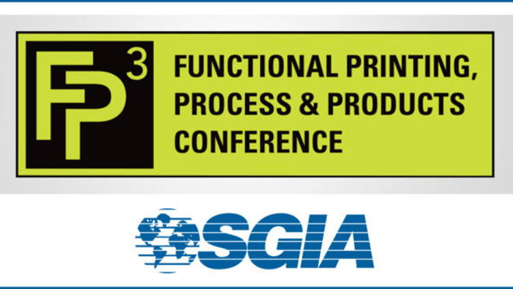 SGIA's newest conference taps into undercurrent of excitement and innovation surrounding functional printing, process and products.