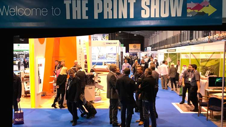 The Print Show 2017 took place alongside sister show SignLink Live, a new event focused specifically on the sign-making industry .