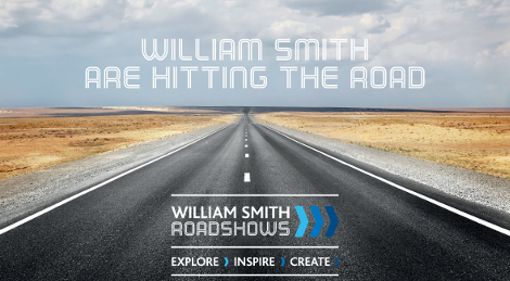 William Smith roadshows LFR