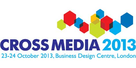 Cross Media 2013 Logo