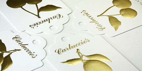 digifoil gold leaf