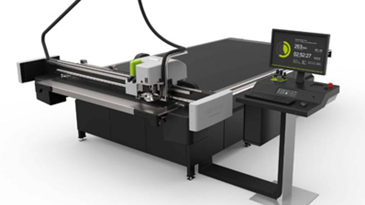 At Sign & Digital 2018, on show will be the Kongsberg X24.