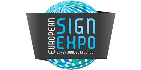 European Sign Expo Logo