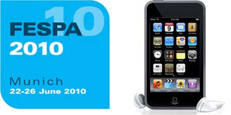 Register for FESPA 2010