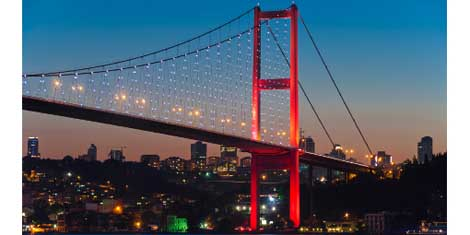 Fespa Eurasia Bridge