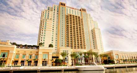 Marriott Tampa Waterside Hotel and Marina