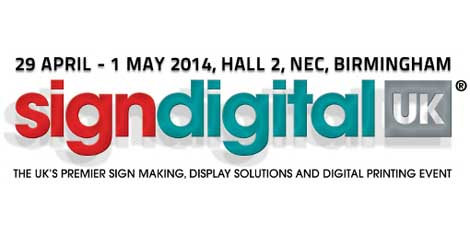 Sign And Digital Uk 2014 Logo