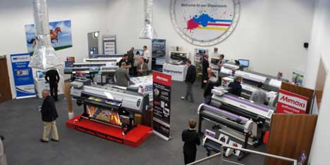 Signmaster Showroom