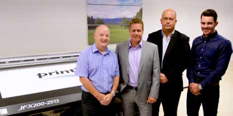 Mimaki distributor Hybrid Services appoints printMAX as authorised reseller