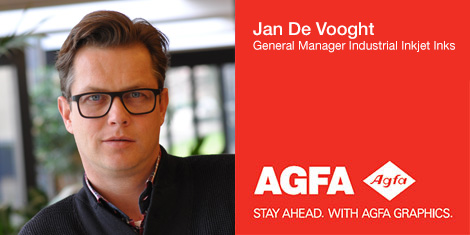 Agfa Graphics' Jan De Vooght highlights the importance of UV ink formulation