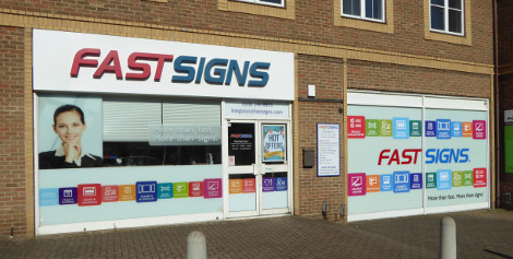 FASTSIGNS Kingston LFR