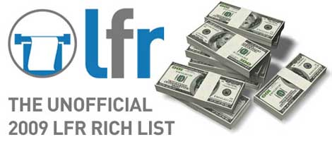 LFR 2009 Rich List