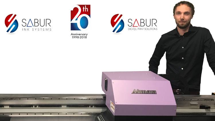 At Sabur Ink Systems Ltd, we have a wealth of experience and expertise in supplying to the textile printing industry.