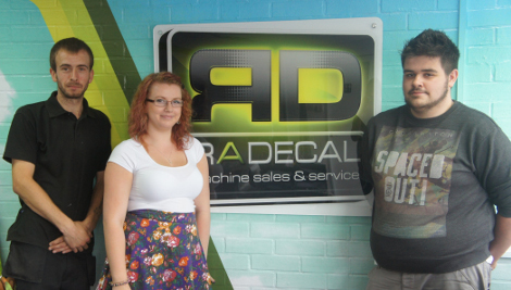 Radecal growth leads to four new staff members