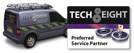 Tech8 Preferred Partner
