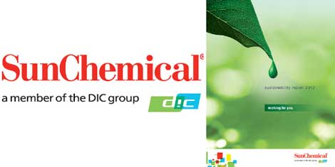 Sun Chemical 2012 Report