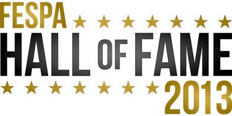 Fespa Hall Of Fame 2013 Logo