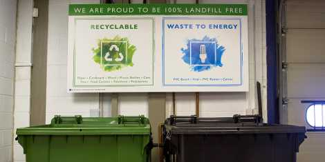 The Bigger Printing Company is now 100% landfill free