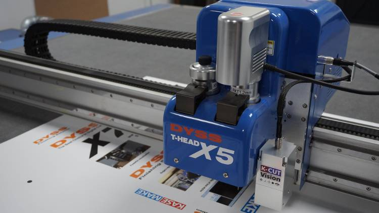 Dairi-Pak reap benefits from DYSS Digital Cutting Table.
