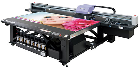Mimaki JFX200 article LFR